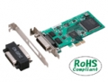 High-performance & High-speead GPIB Interface Board(Low Profile Size) for PCI Express