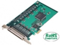 Isolated Digital Output board for PCI Express