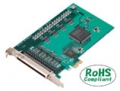 Isolated Digital I/O board for PCI Express