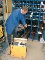 Phân tích nhanh thành phần kim loại, dùng để phân loại hợp kim, dùng tại hiện trường