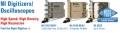 Máy đo hiện sóng - Oscilloscopes (Các bộ số hoá tốc độ cao)