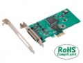 Non-isolated Digital I/O board for PCI Express Low profile